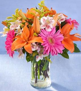 Blooming Brilliance Bouquet
